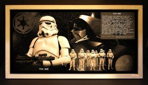 TK-421 - In Memoriam by NerdAdjacent