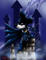 The Dark Mouse by tsart