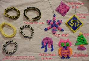 New crafts and hobbies by crochetamommy