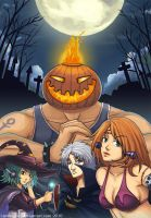 Halloween 2010 by Carthegian