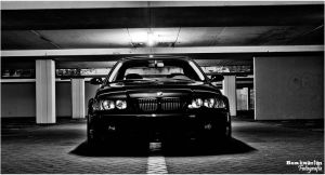 Nightshoot BMW E46 coupe 4 by bekwa