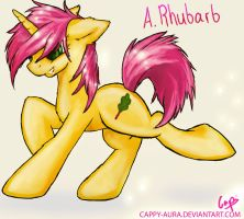 A.Rhubarb by Cappy-Aura
