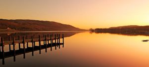 Coniston Lake by midlander1231