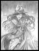 Vampire Hunter D Dark Nocturne by lshikawaGoemon