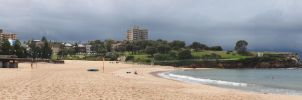 Coogee Panorama 2 by JolanthusTrel
