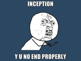 Y INCEPTION, Y by Draco-Love