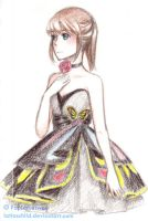 May's Beautifly dress concept by poplarleaves