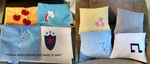 Emergency Cutie Mark Pillow Commissions! by Bakufoon