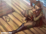 Fanart: James Kidd/Mary Read from AC IV by avimHarZ