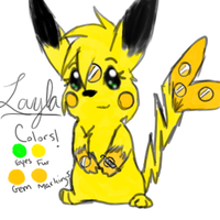 Layla the Jewelchu by PichiPachiPaw