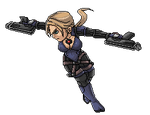 RE5 Jill Valentine Sprite by sarrus