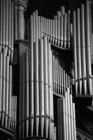City of pipes by Puckmonkey
