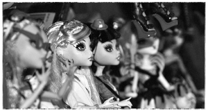 All the pretty dolls.. by RxJoker