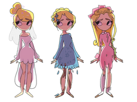 dressed by blue-pizza123