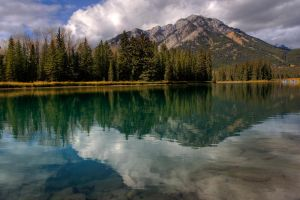 Banff View by finkycake