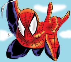 Spiderman by dougk101