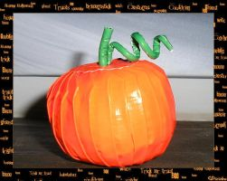 Duct Tape Pumpkin by DuckTapeBandit