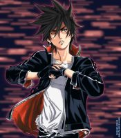 Air Gear: Ikki 317 by makiri