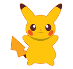 Pikachu for Chise-Chan ::COMM:: by Itachi-Roxas
