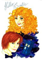 River and The Doctor by Icemaya