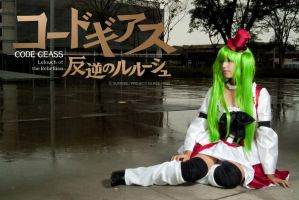 Code Geass - C.C. civil cos 2 by YagiPhotography