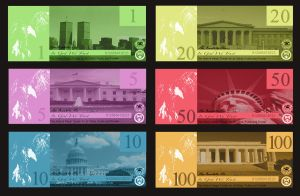 Currency Redesign by horsez219