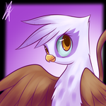 Good Griffon Gilda by Mister-Markers