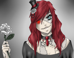 Rotten Doll by Beyond-Birthday-666
