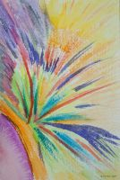 Colourful abstract by Fenfolio