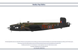 Halifax GB 51 Sqn 1 by WS-Clave