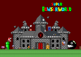 Super Bowser World by BLZofOZZ