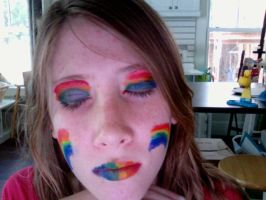 color me rainbow ::part two:: by Thundercatzgirl