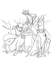 KRYPTO and the Super Pets by LostonWallace