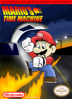 Mario's Time Machine by Motament