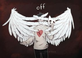 off - Zacharie by v0idless