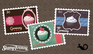 Cupcakes by InterGrapher