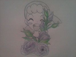 Flower Gang: Bonnie Lisianthus by Loveponies89