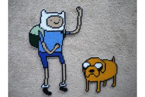 Finn and Jake - Adventure Time by Tails32x