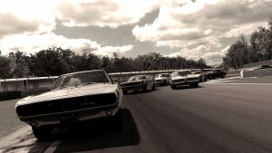 True Muscle Car by Doomps2