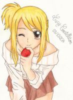 Remake : Strawberry by Lucy-Constellation