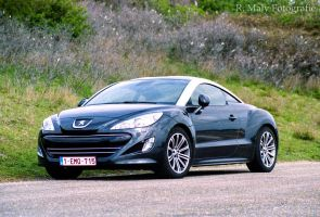 Peugeot RCZ by TLO-Photography