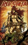 RED SONJA from dawn till dusk by benbal