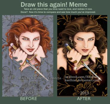 Magdalene - Meme before and after by Kaelhiar