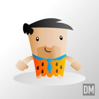 Fred Flintstone by DanielMead