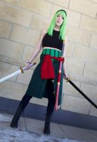 One Piece - Fem Zoro by GreenTea-Cosplay