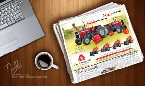 Millat Tractor Opt 2 by Naasim