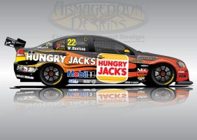 Hungry Jack? by ArmageddonDesigns