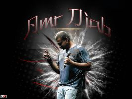 Amr Diab The Power of Music by t-fUs