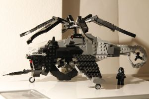 LEGO HL2 Combine Hunter-Chopper (1) by NeweRegion