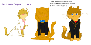 Ask PewDie the cat 4 by AskPewDie-The-Cat